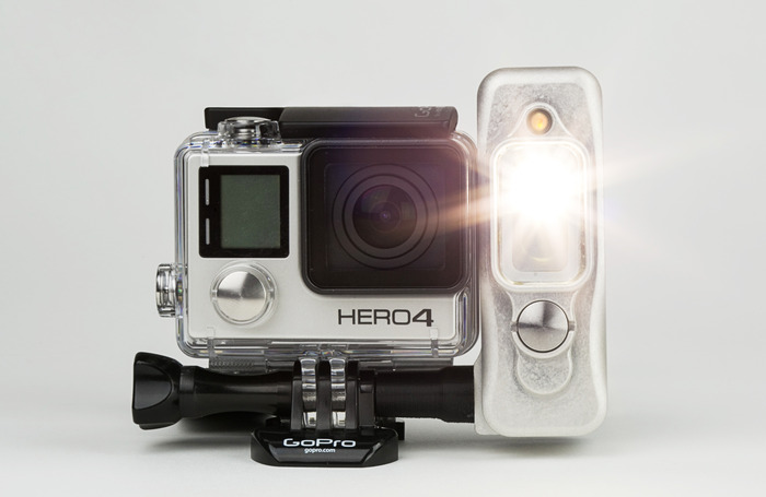 go pro lighting