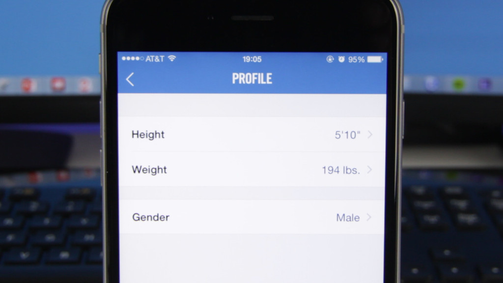 Height Weight Gender