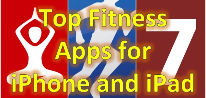 Best Fitness Apps for iPhone!