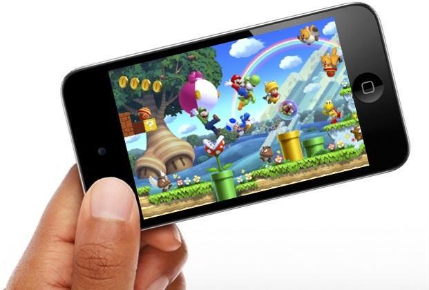 Nintendo + smartphone