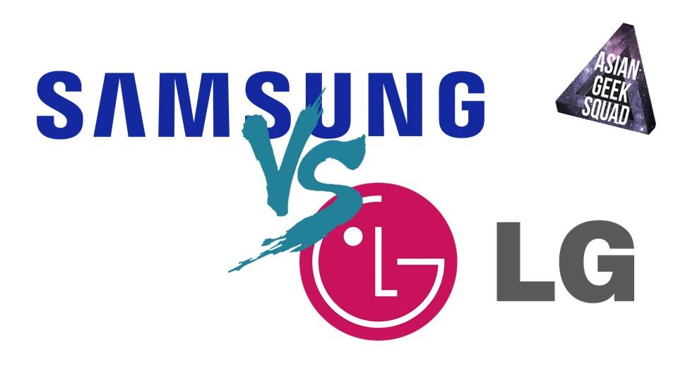 Samsung Galaxy S7 vs LG G5 – Specs