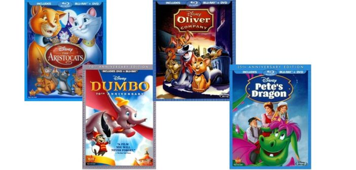 Disney Movies for $10 – Dumbo and more!