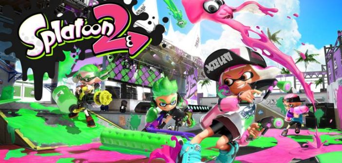 Get Splatoon 2 for $44.10!