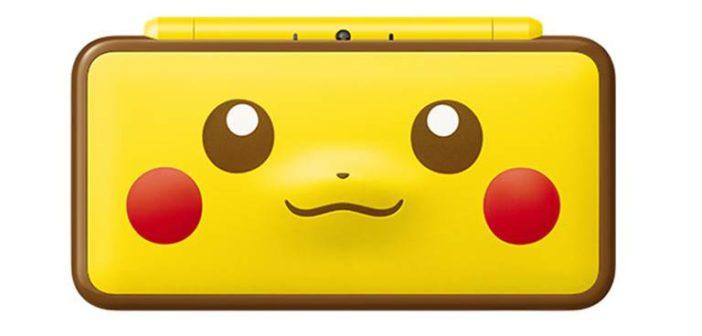 Pikachu Edition – New Nintendo 2DS XL – coming January 26!
