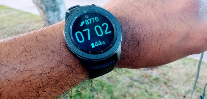 Samsung Galaxy Watch 42mm – LTE – Disappointing Battery Life