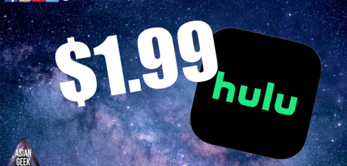 Hulu for $1.99 (with ads) for 12 months!